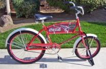 Coca Cola Bicycle Graphics