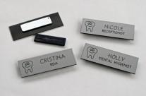 Custom Engraved Nametags
