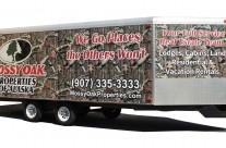 Mossy Oak Properties of Alaska Trailer Wrap