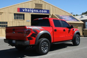 Side Truck Graphics