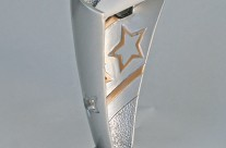 Custom Cheer Trophy