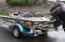 Bass Brigade – 2nd boat wrap