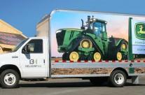 Belkorp Ag Truck Wrap