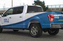 Kurios Truck Wrap