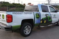 Belkorp Ag Product Support Truck
