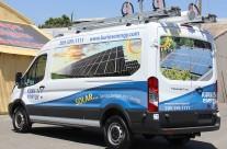 Kurios Energy Transit Wrap
