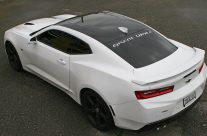 3M 1080 gloss black roof wrap
