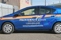 Provident Care partial wrap