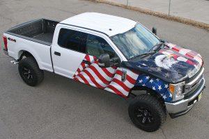 Flag Truck_1