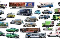 Fleet Graphics and Vehicle Wraps