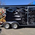 Moonshine Bandits Trailer Wrap