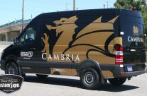 Cambria Van Wrap