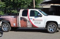 A Professional Garage Door Service Wrap
