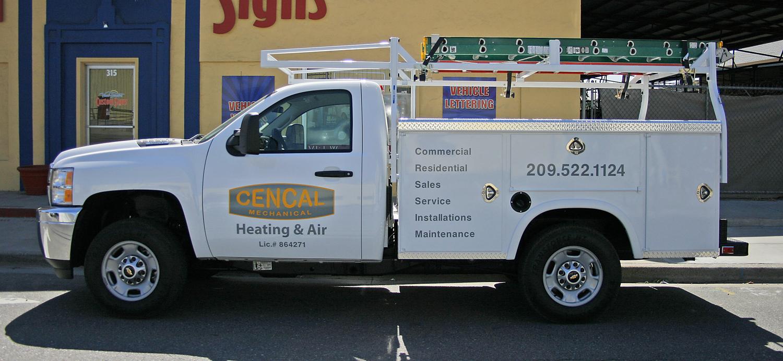 Cencal Heating Air